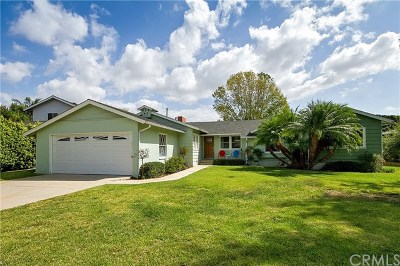 North Tustin Single Family Home For Sale: 13292 Ethelbee Way