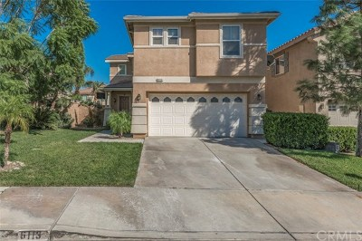 Fontana Single Family Home For Sale: 6113 Red Hill Court