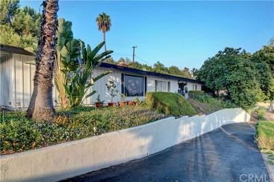 Whittier Single Family Home For Sale: 9826 Cullman Avenue