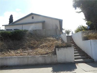 Santa Barbara County Single Family Home For Sale: 1178 Via Alta