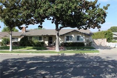 Orange Single Family Home For Sale: 1736 N Lincoln Street