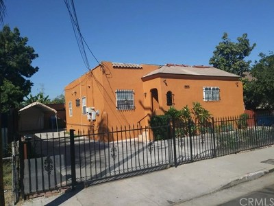 Los Angeles Single Family Home For Sale: 9617 Maie Avenue