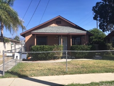 Redlands Multi Family Home For Sale: 1606 Ohio Street