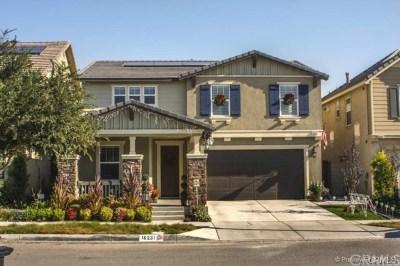 Chino Single Family Home For Sale: 16231 Navigator Avenue
