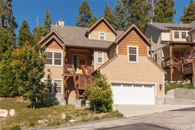Lake Arrowhead Single Family Home For Sale: 463 Clearwater Lane