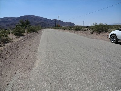 Newberry Springs Residential Lots & Land For Sale: Magney Lane