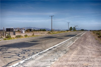 Newberry Springs Residential Lots & Land For Sale: Route 66 + Mini Ranch Lane