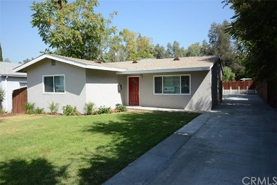 Redlands Single Family Home For Sale: 531 University Place