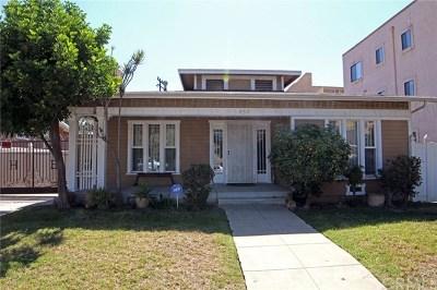Glendale Single Family Home For Sale: 452 Salem Street