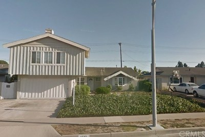 Garden Grove Single Family Home For Sale: 6632 Belgrave Avenue