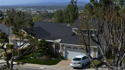 Anaheim Hills Single Family Home For Sale: 6017 E Brighton Lane