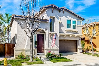 Rancho Santa Margarita Single Family Home For Sale: 25 Legacy Way
