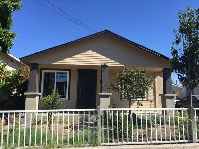 Westminster Single Family Home For Sale: 13770 Edwards Street
