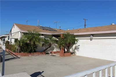 Anaheim Single Family Home For Sale: 300 N Brookhurst Street