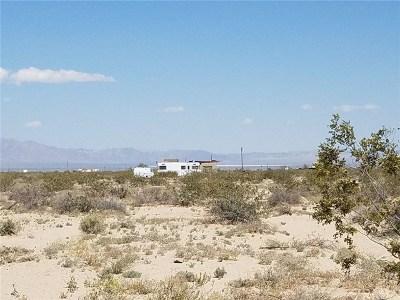 San Bernardino County Residential Lots & Land For Sale: Via Arenosa