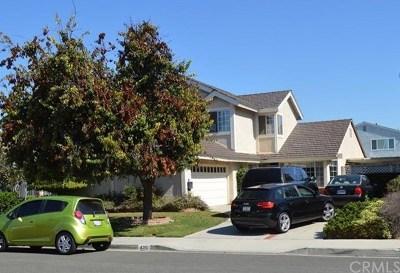 Irvine Single Family Home For Sale: 4351 Skylark Street