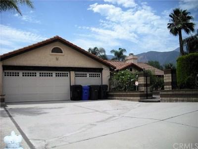 Alta Loma Single Family Home For Sale: 5282 Topaz Street
