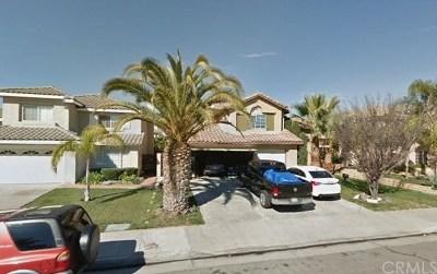 Moreno Valley Single Family Home For Sale: 15675 Granada Drive