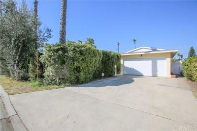 Garden Grove Single Family Home Active Under Contract: 12661 Volkwood Street