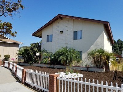 Anaheim Multi Family Home For Sale: 632 N Alamo Street