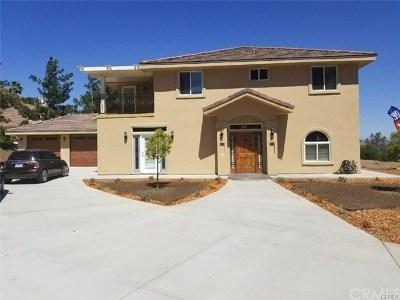Canyon Lake, Lake Elsinore, Menifee, Murrieta, Temecula, Wildomar, Winchester Rental For Rent: 14840 Amorose Street