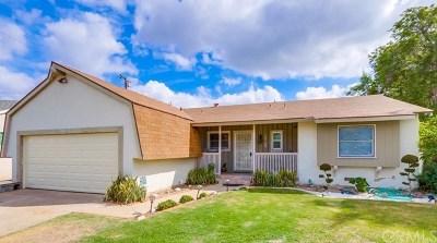 Garden Grove Single Family Home For Sale: 12152 Shady Acre Street