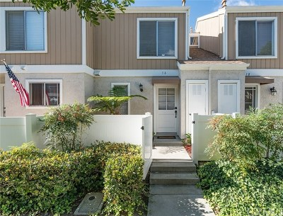 Aliso Viejo Single Family Home For Sale: 16 Allenwood Lane