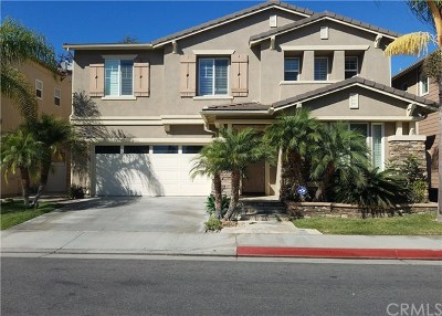 Fountain Valley Single Family Home Active Under Contract: 8577 Cape Cod Avenue