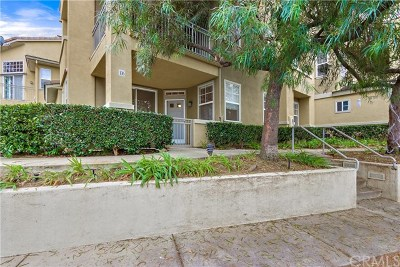 Aliso Viejo Condo/Townhouse For Sale: 4 Woodcrest Lane #106