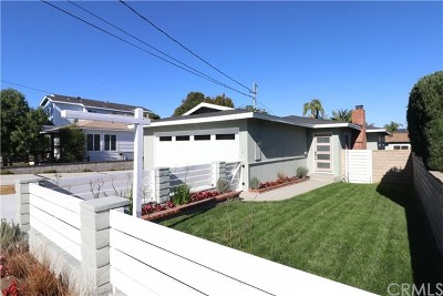 El Segundo CA Single Family Home For Sale: $1,299,000