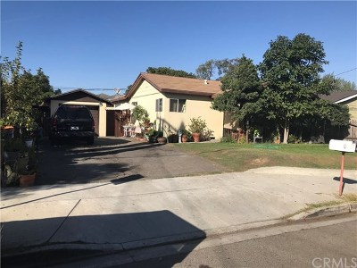 Costa Mesa Single Family Home For Sale: 620 Center Street