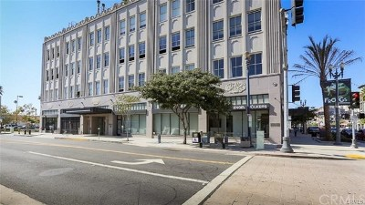 Long Beach Condo/Townhouse For Sale: 115 W 4th Street #310