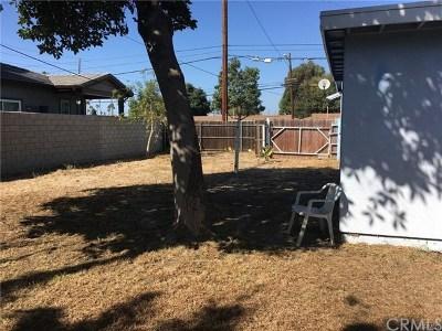 Santa Ana Single Family Home For Sale: 4030 W McFadden Avenue