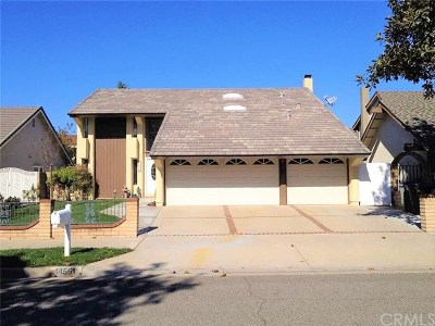 Tustin Single Family Home Active Under Contract: 14561 Cherrywood Lane