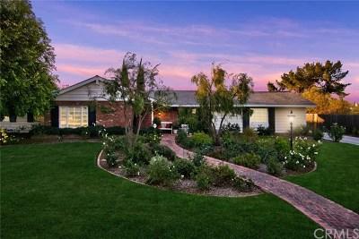 Villa Park Single Family Home For Sale: 18512 Via Bravo