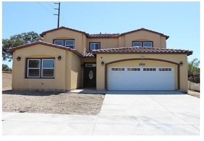Garden Grove Single Family Home For Sale: 13502 Lanning Street