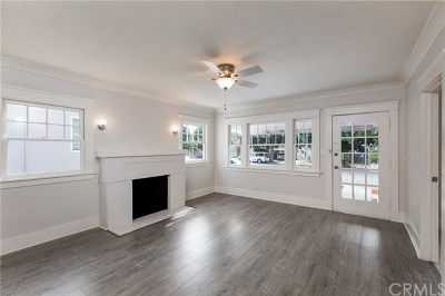 Los Angeles Single Family Home For Sale: 4805 York Boulevard