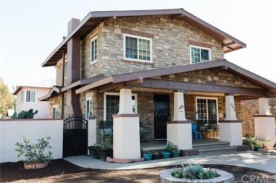 Santa Ana Multi Family Home For Sale: 603 S Orange Avenue