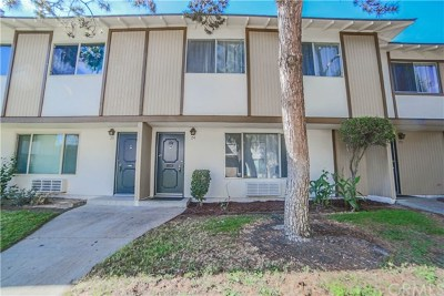 Tustin Single Family Home For Sale: 1722 Mitchell Avenue #154