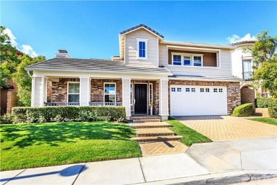 Yorba Linda Single Family Home For Sale: 20110 Chianti Court