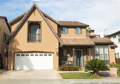 Aliso Viejo Single Family Home For Sale: 9 Vermilion