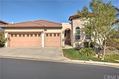 Corona Single Family Home For Sale: 23841 Fawnskin Drive