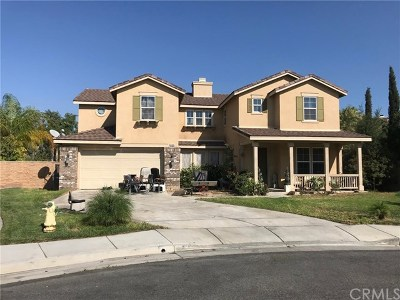 Eastvale Single Family Home Active Under Contract: 12900 Odyssey Way