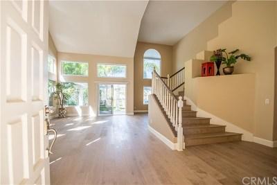 Rancho Santa Margarita Single Family Home For Sale: 55 Hillrise