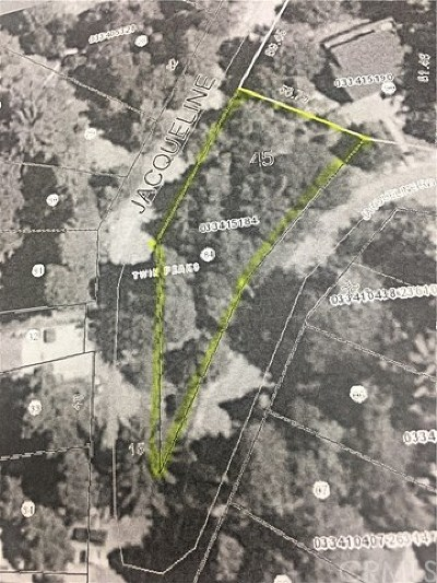 Twin Peaks Residential Lots & Land For Sale: Jacqueline