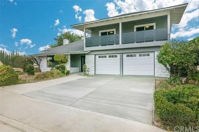 Walnut Single Family Home For Sale: 498 Carbonia Avenue