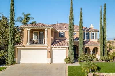 Orange County, Riverside County Single Family Home For Sale: 7758 Sanctuary Drive