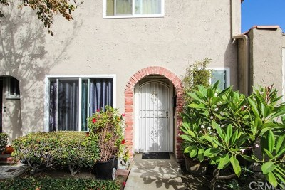Garden Grove Condo/Townhouse For Sale: 13849 La Jolla
