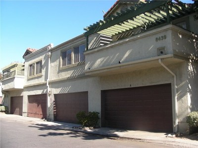Rancho Cucamonga Condo/Townhouse For Sale: 8439 Sunset Trail Place #E