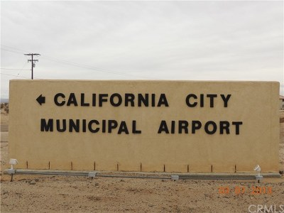 California City CA Residential Lots & Land For Sale: $40,000